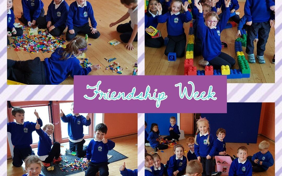 Friendship week 10th -14th October