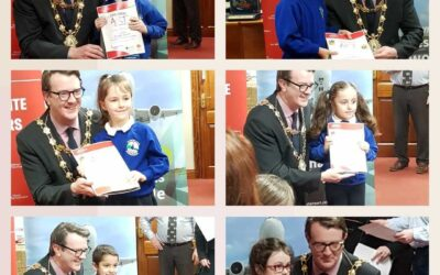 Galway Advertiser Art Competition Winners