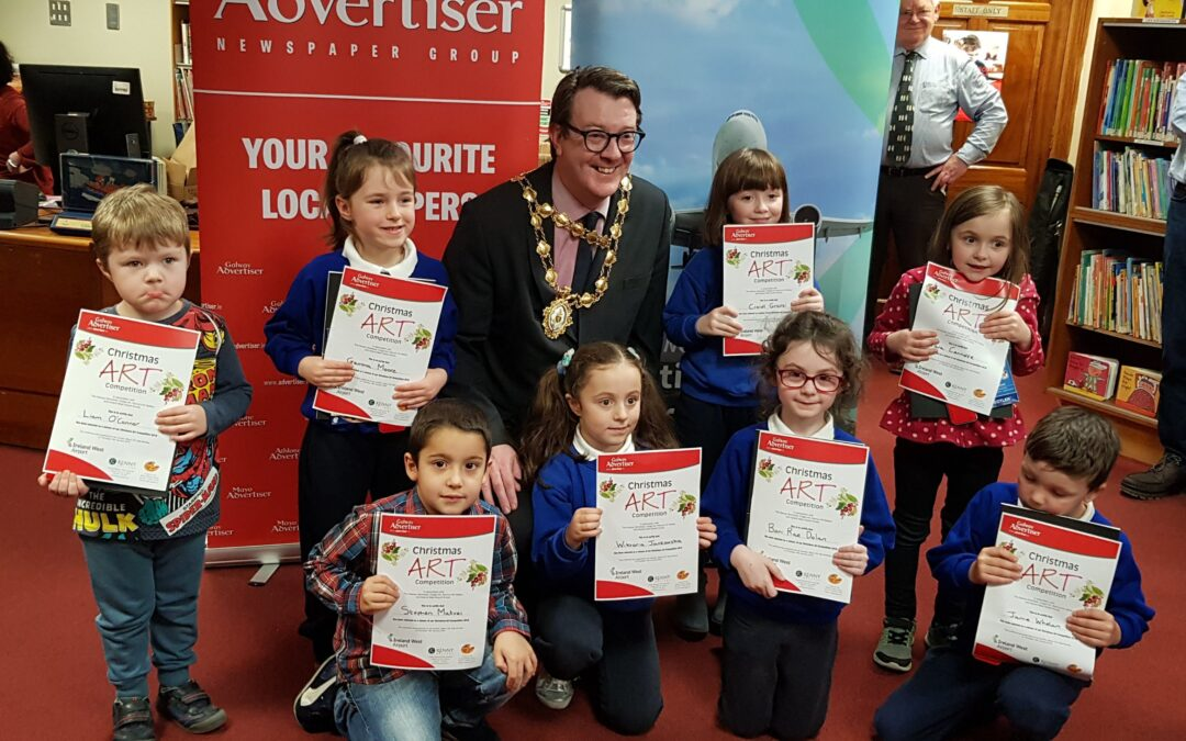 Galway Advertiser Art Competition
