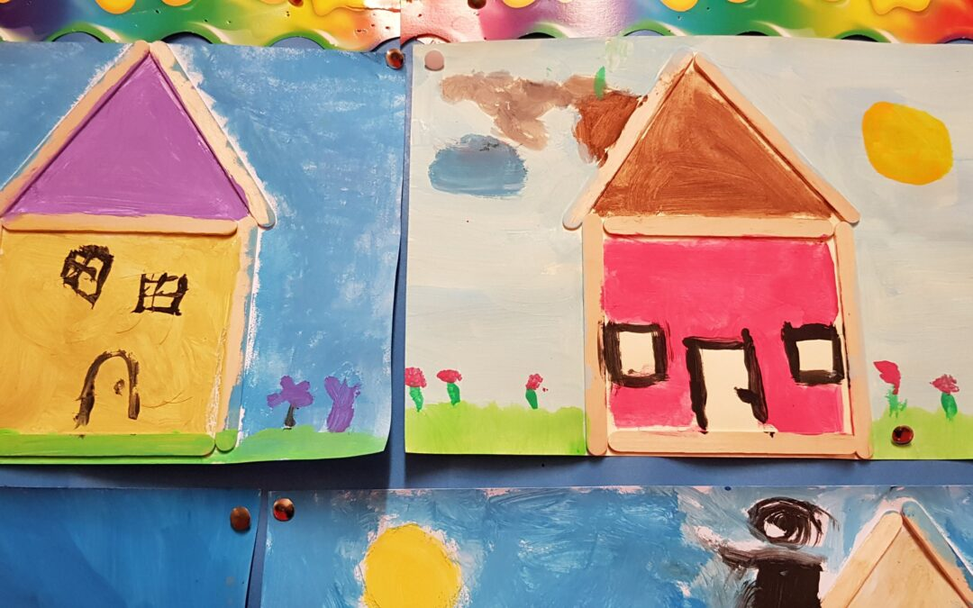 Houses and Homes by room 4 – Arts Week
