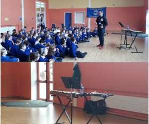 Percussion Workshop with Terry Cooke