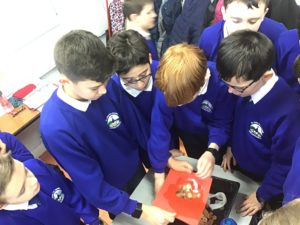 Science in 5th class