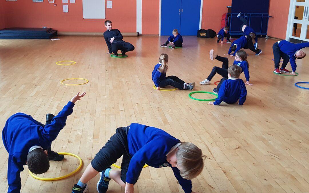 Fundamental Movement Skills in Senior Infants