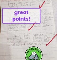 Remote Learning; Look at the super work we have been doing from home!