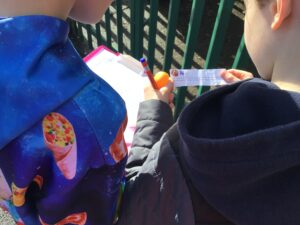 Easter Egg Maths Trail