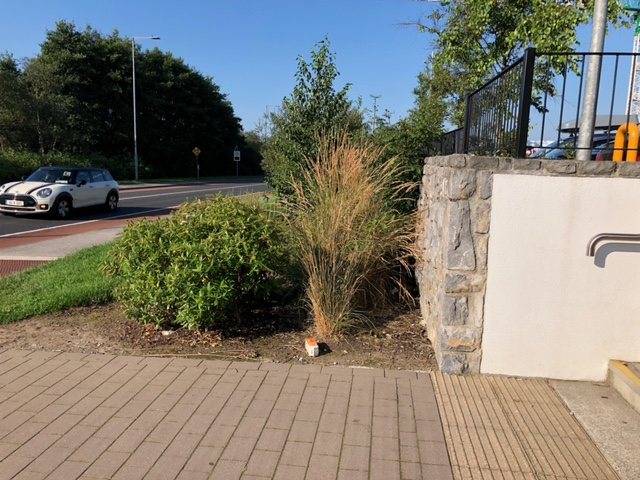 Link to footpath to Roundabout